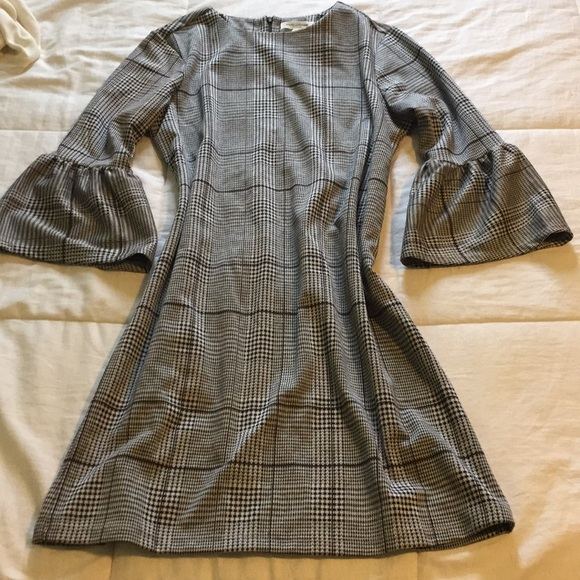 beachlunchlounge Dresses & Skirts - NWT BEACHLUNCHLOUNGE Plaid Dress